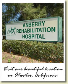 Anberry Hospital - Outpatient short-term rehabilitative services